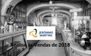Jerónimo Martins_ Análise às Vendas de 2018